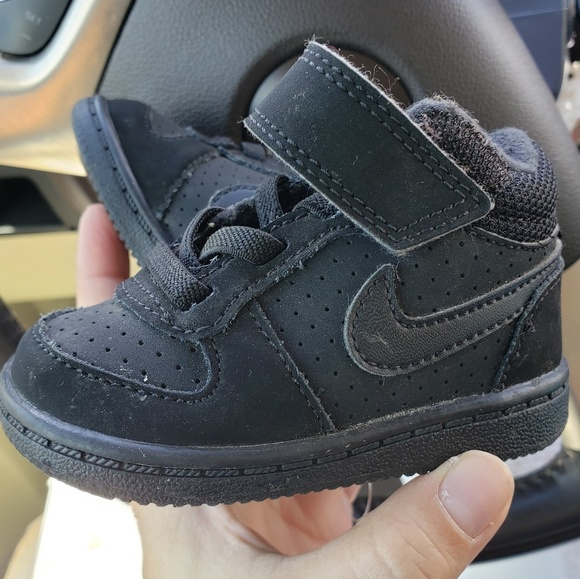 thoughts on sleek top brands Infant Nike 3c high top shoes